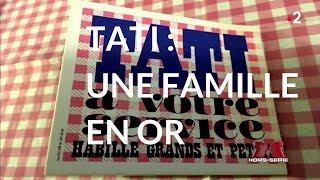Documentaire Complément d'enquête : Tati, une famille en or