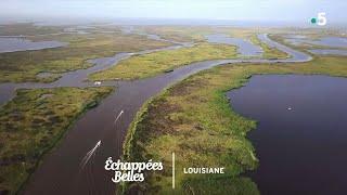 Documentaire Échappées belles – Au rythme de la Louisiane