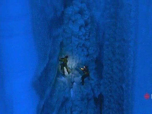 Documentaire Cavernes, dangers et mystères