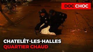 Documentaire Châtelet-les-Halles : au bord de la crise de nerf !