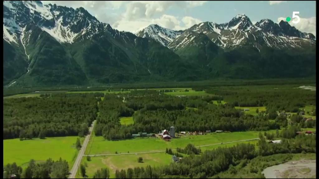 Documentaire Décollage pour l'Amérique – L'Alaska