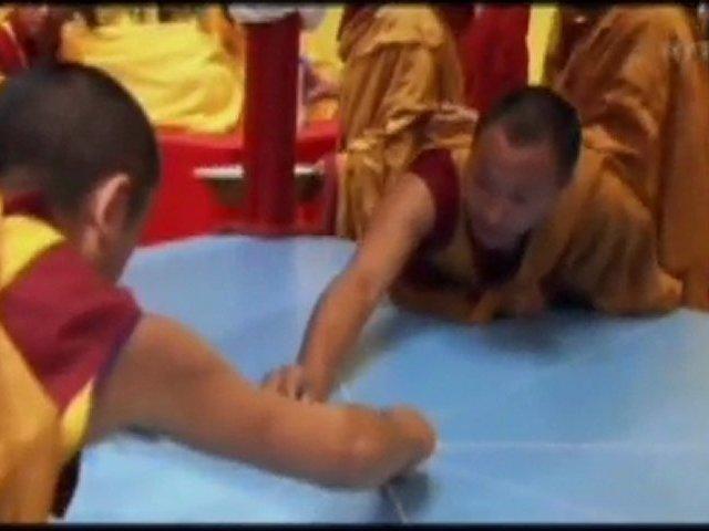 Documentaire Tibet, la roue du temps (2/2)