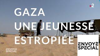 Documentaire Gaza, une jeunesse estropiée