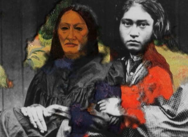 Documentaire La Orana Gauguin, photographies d'un retour