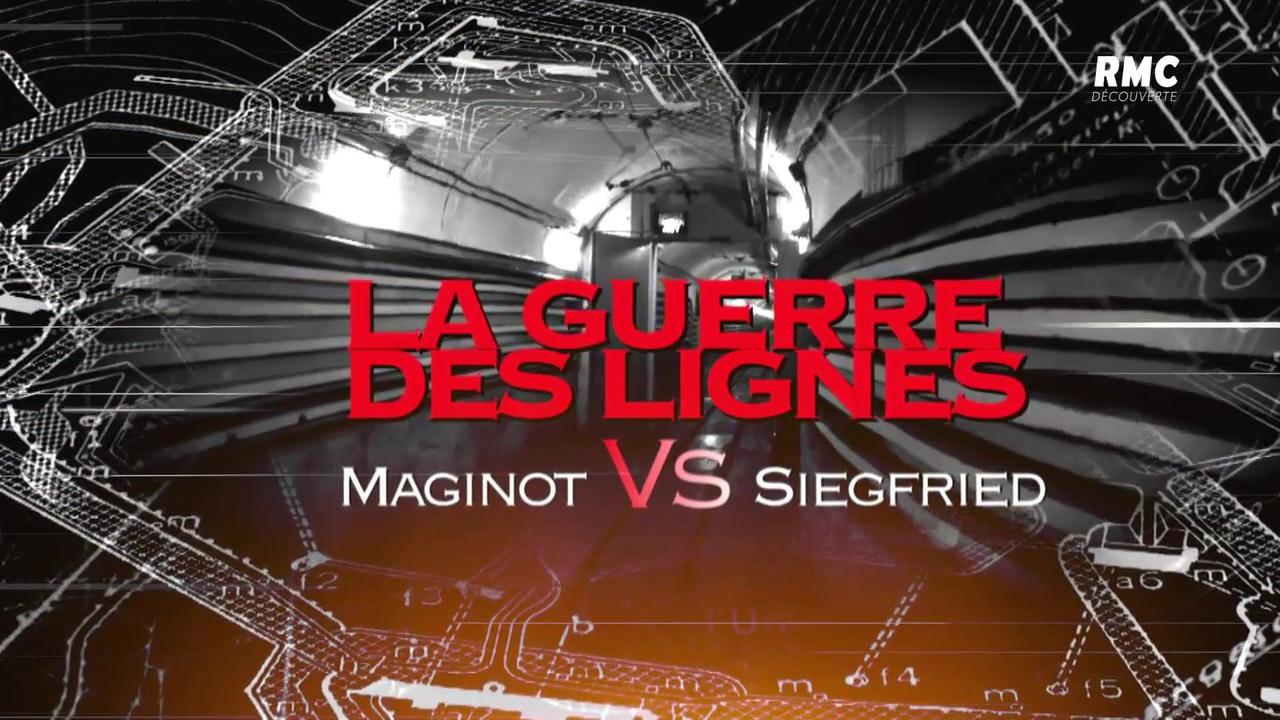 Documentaire Maginot vs Siegfried