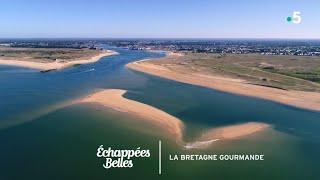 Documentaire Échappées belles – La Bretagne gourmande
