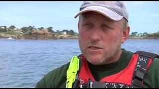 Documentaire La pêche en kayak de mer