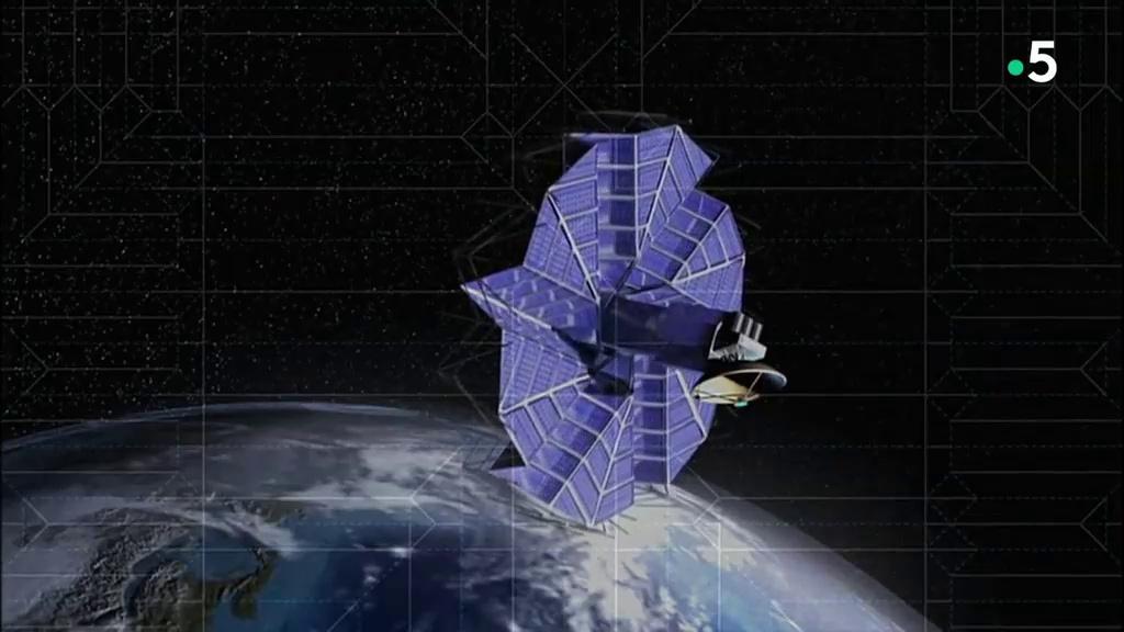 Documentaire Le code origami