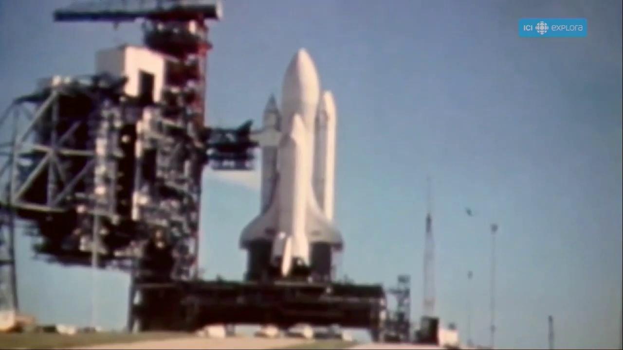 Documentaire Les héros de l'espace : La navette spatiale américaine