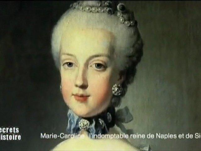 Marie-Caroline, soeur de Marie Antoinette (1/2)