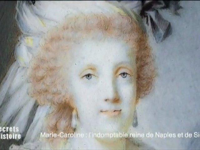 Marie-Caroline, soeur de Marie Antoinette (2/2)