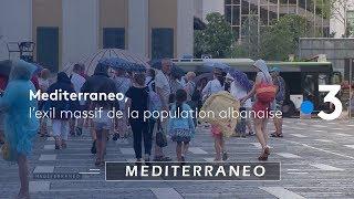Documentaire L'exil massif de la population albanaise