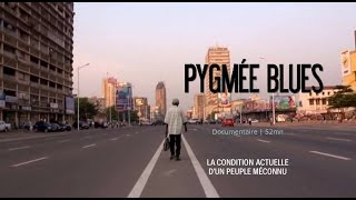 Documentaire Pygmée Blues, la condition actuelle d'un peuple méconnu