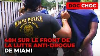 Documentaire Sur le front de la lutte anti-drogue avec la police de Miami
