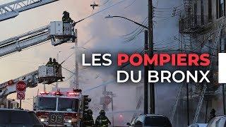 Documentaire Une nuit avec les pompiers du Bronx