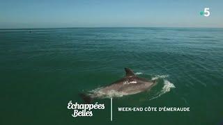Documentaire Échappées belles – Week-end sur la Côte d'Emeraude