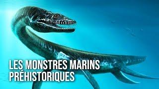 Documentaire A l'aube des temps : les monstres marins préhistoriques