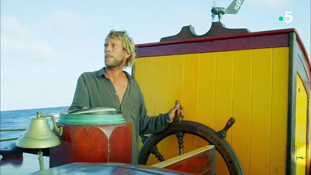 Documentaire Cap sur l'Atlantique – Gulf Stream, le courant de la vie