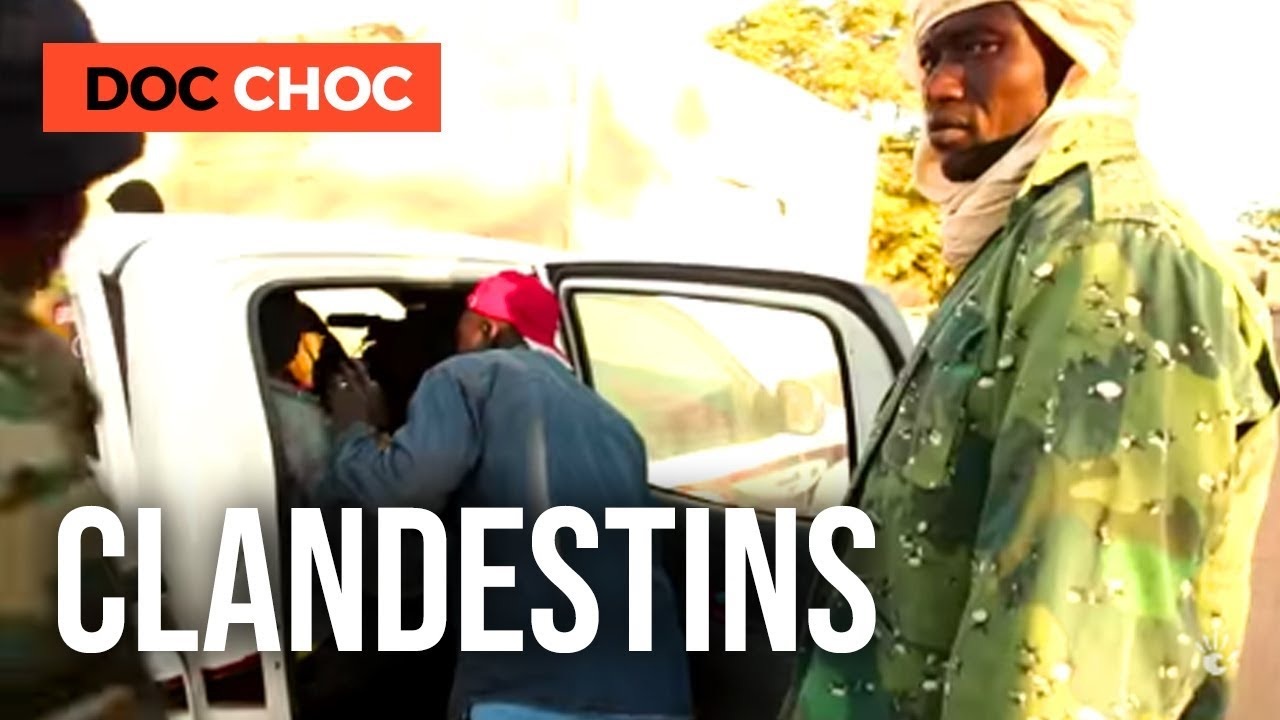 Documentaire Clandestins