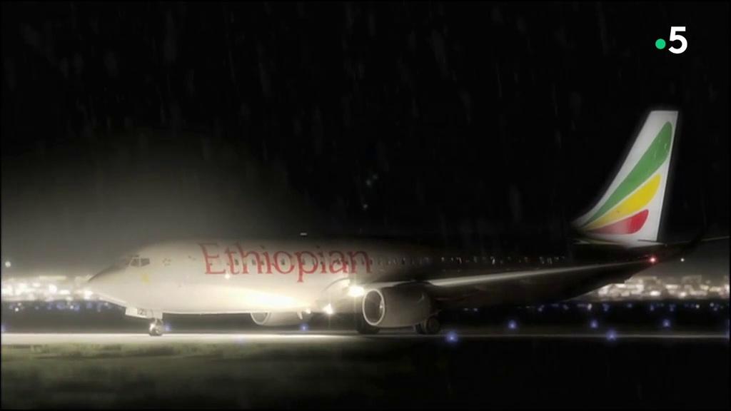 Documentaire Dangers dans le ciel – Droit à la catastrophe, vol Ethiopian 409