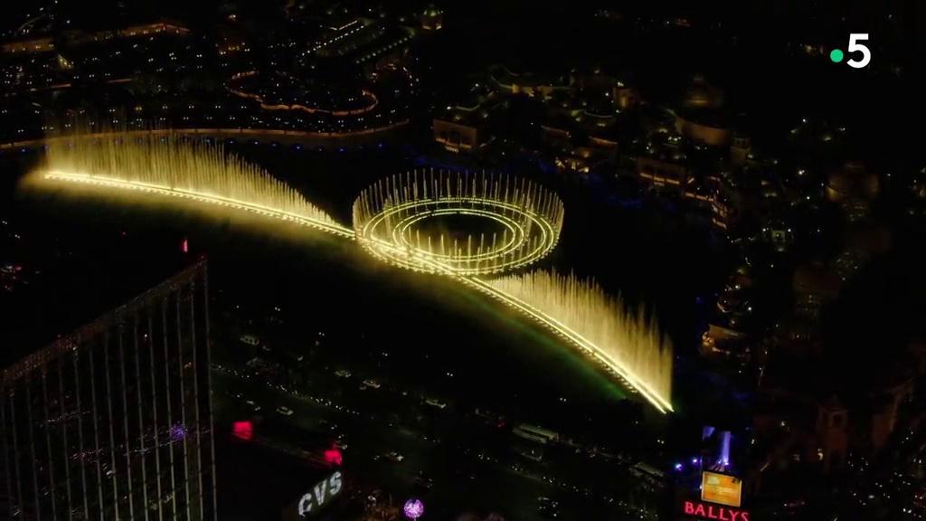 Documentaire Décollage pour l'Amérique – Las Vegas