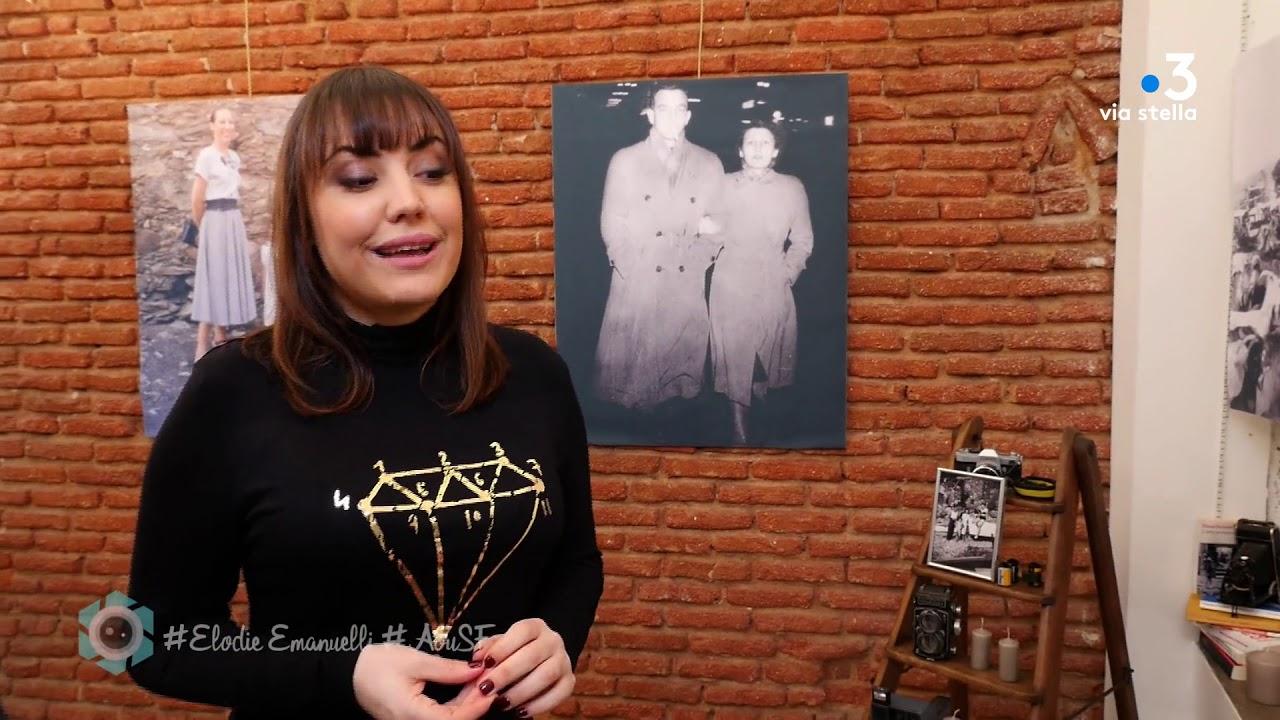Documentaire Avec ou sans filtre – Elodie Emanuelli