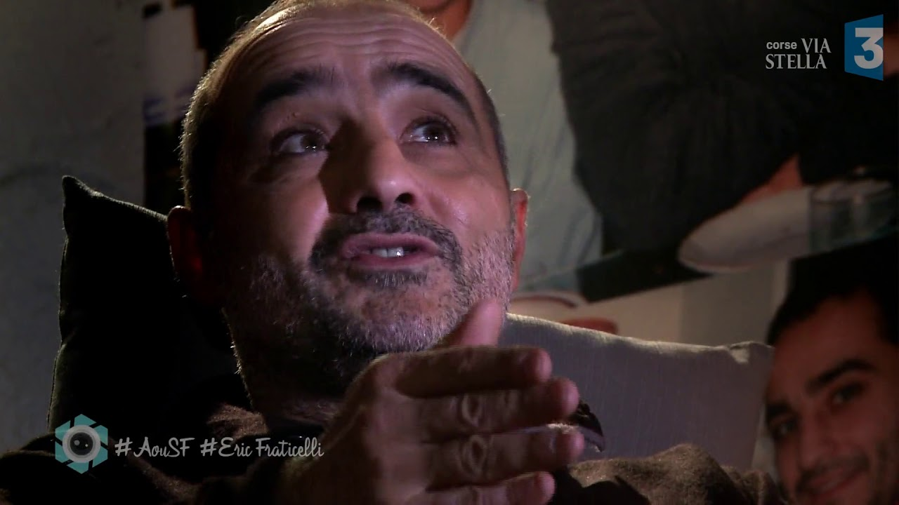 Documentaire Avec ou sans filtre – Eric Fraticelli, alias Pido