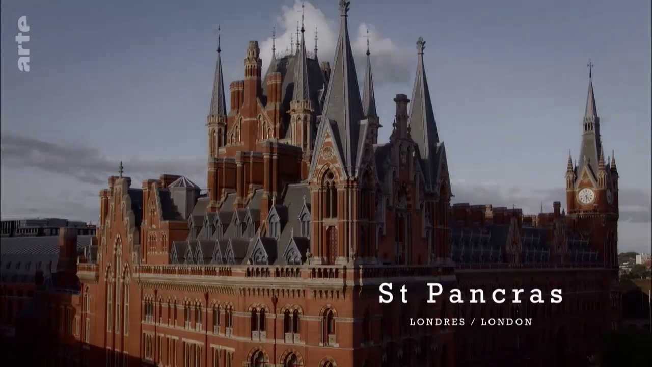 Documentaire Gares d'Europe, les temples du voyage – Londres