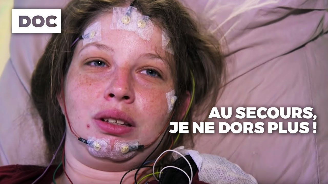 Documentaire Insomniaque, somnambulisme, terreurs nocturnes