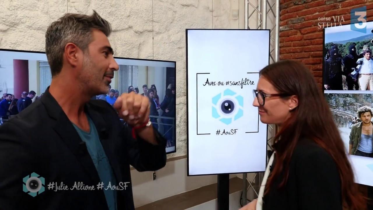 Documentaire Avec ou sans filtre – Julie Allione