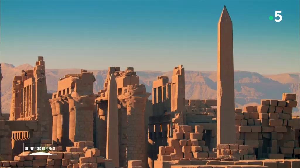 Documentaire Karnak, joyau des pharaons (1/2)