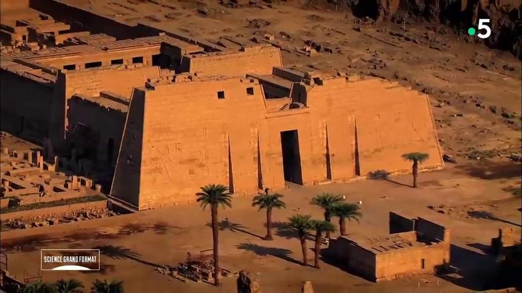 Documentaire Karnak, joyau des pharaons (2/2)