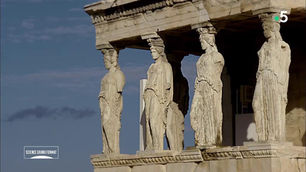Documentaire La face cachée d'Athènes