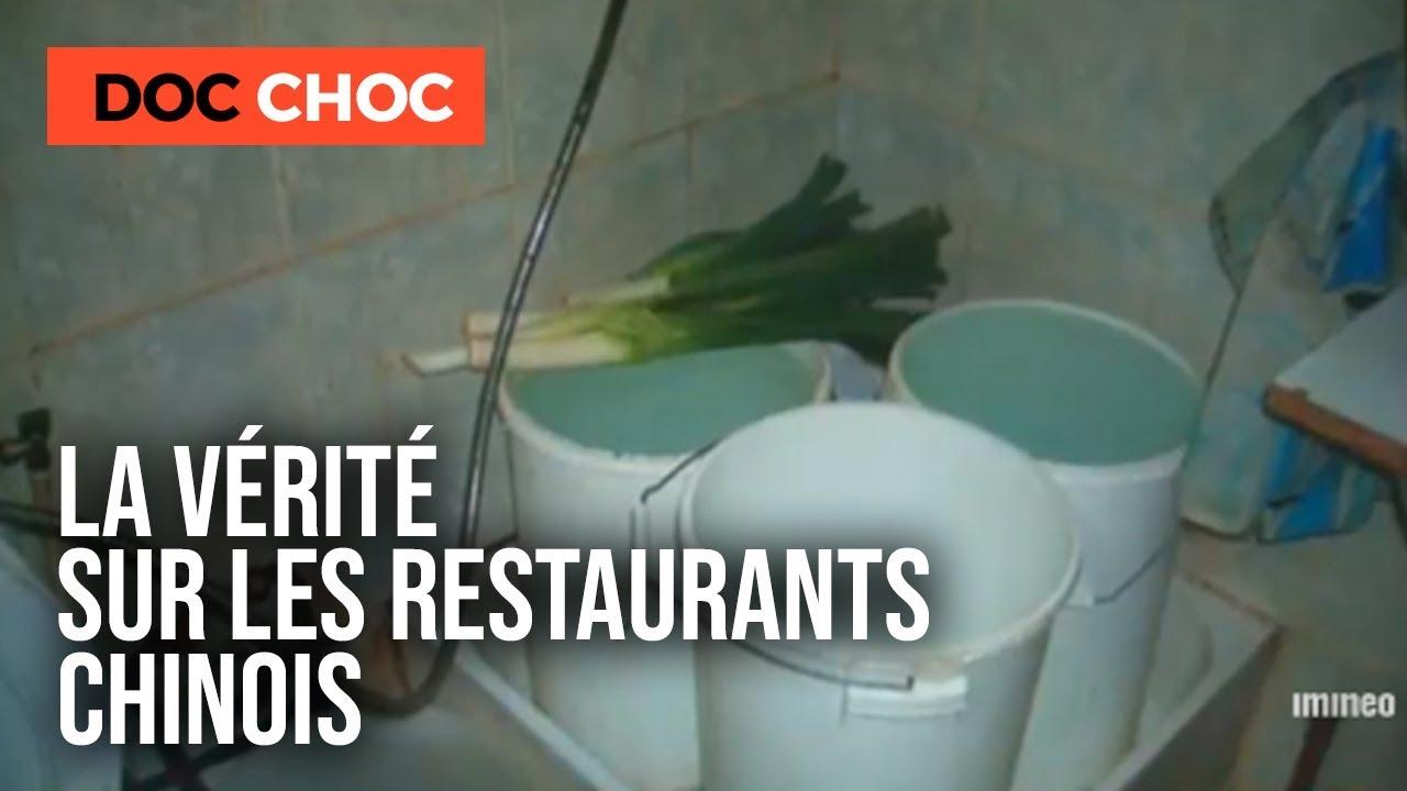 Documentaire La vérité sur les restaurants Chinois !