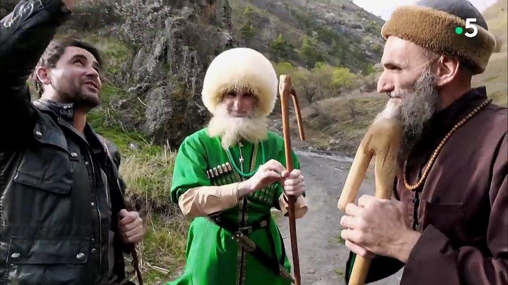 Documentaire Le marcheur du Caucase – De l'Ingouchie au Daghestan