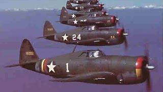 Documentaire Les avions les plus célèbres de la RAF et de l'US Air Force