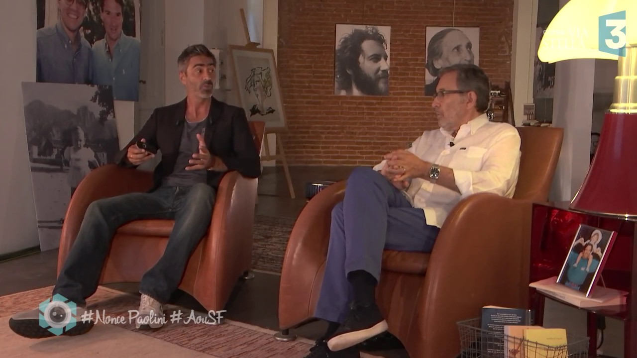 Documentaire Avec ou sans filtre – Nonce Paolini