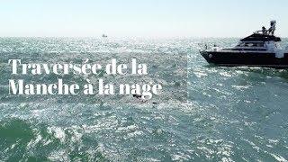 Documentaire Olivier Folcke traverse la Manche à la nage