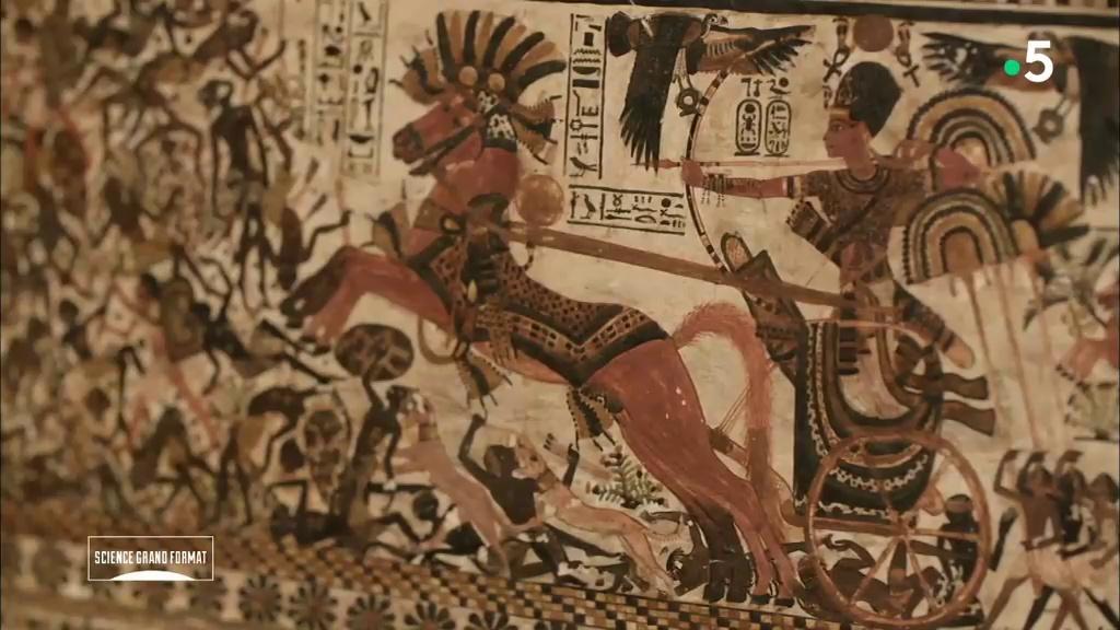Documentaire Toutankhamon, les secrets du pharaon – Ep01 – Un roi guerrier