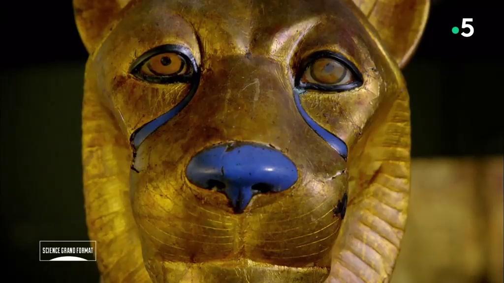 Documentaire Toutankhamon, les secrets du pharaon – Ep02 – Le masque mortuaire