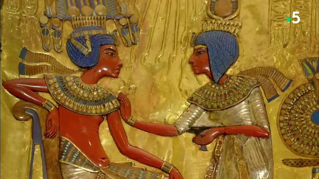Documentaire Toutankhamon, les secrets du pharaon – Ep03 – Fin de dynastie