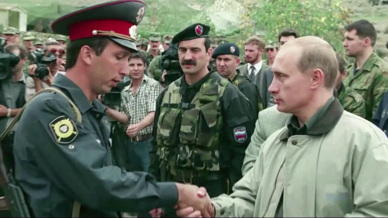 Documentaire Vladimir Poutine, un espion au pouvoir (1/2)
