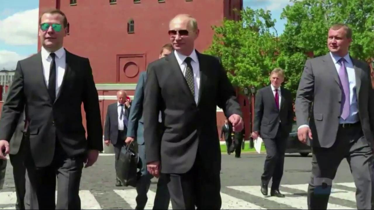 Documentaire Vladimir Poutine, un espion au pouvoir (2/2)