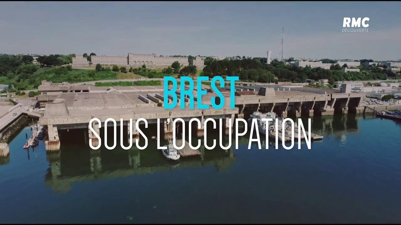 Documentaire Les villes sous l'occupation – Brest (1/2)