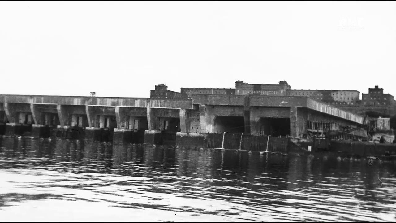 Documentaire Les villes sous l'occupation – Brest (2/2)