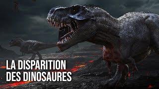 Documentaire A l'aube des temps : la disparition des dinosaures