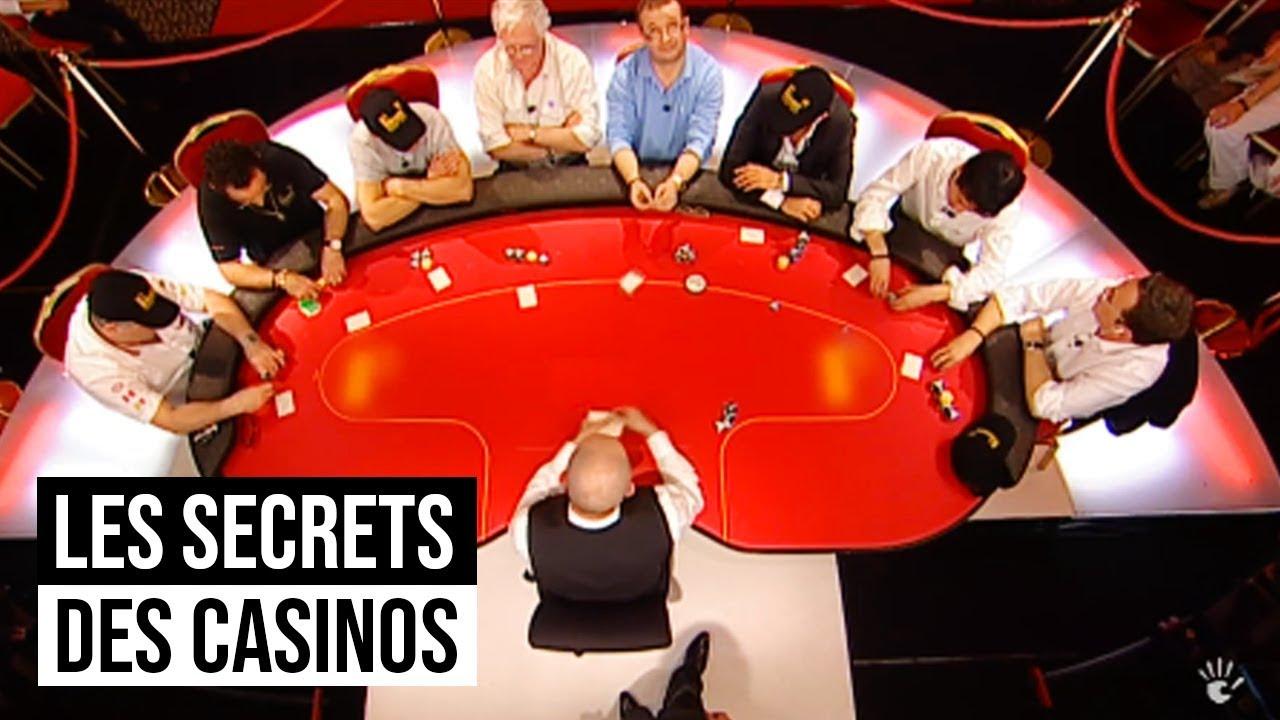 Documentaire Au coeur des casinos de France
