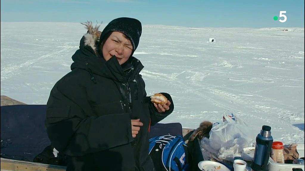 Documentaire Inuit, à l'épreuve de la banquise