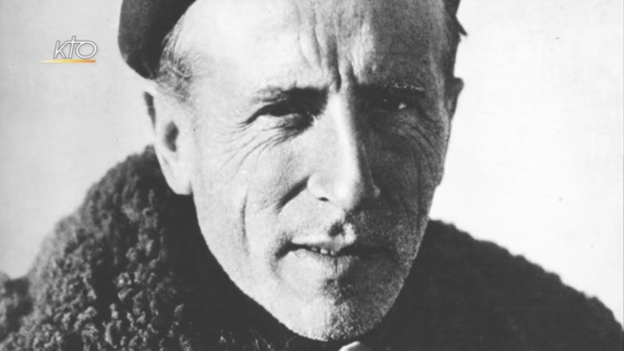 Documentaire L'unité créatrice du monde – Pierre Teilhard de Chardin