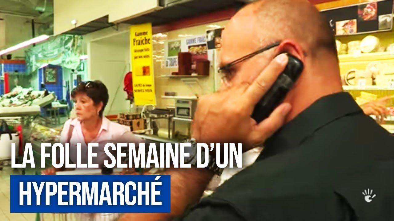 Documentaire La folle semaine d'un hypermarché